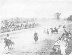 1906 Indian Horse Race