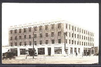 1919 Lewis Clark Hotel