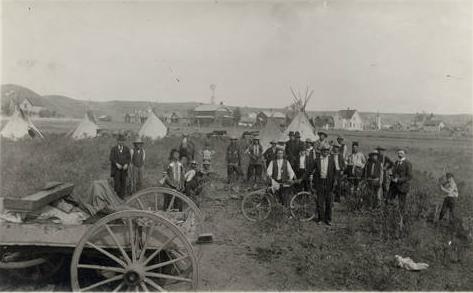 History Of The Mandan Nd Rodeo