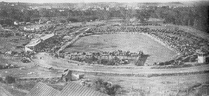 1923 Mandan Rodeo Grounds